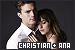 Fifty Shades of Grey: Christian Grey and Ana Steele